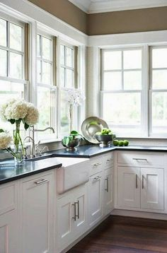 Jenny Steffens Hobick: French Doors & Windows for the Kitchen | Integrity Windows Give Away