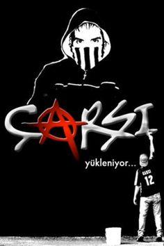 Beşiktaş - Çarşı loading... Black Eagle, Football Fans, Eagles, Sports, Hs Sports, Eagle, Excercise, Exercise, Sport