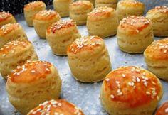 Túrós minipogácsák | NOSALTY Pastry Recipes, Cake Recipes, Vegan Recipes, Dessert Recipes, Hungarian Desserts, Hungarian Recipes, Hungarian Food, Tapas, Savory Pastry
