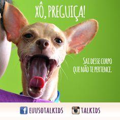 Social Media www.fb.com/EuUsoTalkids | by Inês Hardt