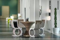 Cardboard Furniture for Hotel