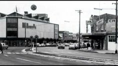 Caringbah 1960 photo IGUI Hurstville I remember when it used to be Walton's Land Of Oz, Shopping Center, Wonderful Places, Old Photos, Past, Street View, Journey, Sydney, History