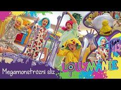Lollymánie S02E19 - Megamonstrózní Sliz! - YouTube Camel, Annie, Youtube, Painting, Art, Art Background, Painting Art, Kunst, Camels
