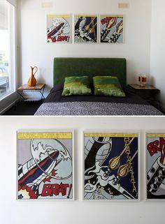 superhero frames