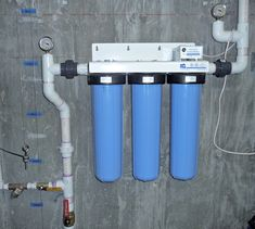 rainwater filtration system