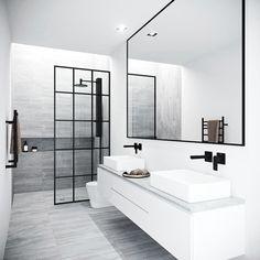 Shower Panels, Shower Doors, Shower Screens, Bathroom Trends, Bathroom Renovations, Remodel Bathroom, Boho Bathroom, Industrial Bathroom, Budget Bathroom