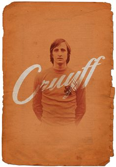 Cruyff y los 5 grandes on Behance