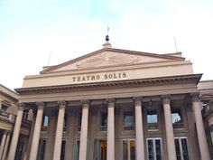 El Teatro Solís