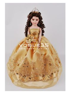 quinceanera dolls - Google Search Sweet 15, Barbie, Quinceanera, Disney Princess, Formal, Fall, Alice, Google Search, Ideas