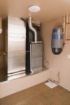 Cómo limpiar las bobinas interiores de una aire acondicionado sin quitarlas | eHow en Español & for heating your finished basement | Basement | Pinterest ...