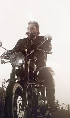 Metal Gear Solid Phantom Pain V: Big Boss
