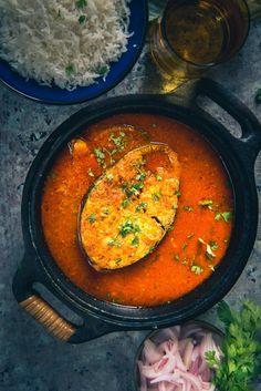 Tamatar Wali Machli Recipe, How to make Tamatar Wali Machli - Whisk Affair