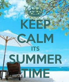 #beach #keepcalm #sand #sea #summer #summertime