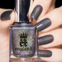 A-England Jane Morris Nail Polish