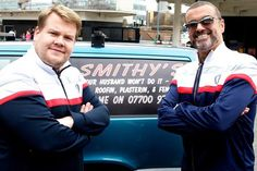 George Michael Starred in an Early Version of James Corden's 'Carpool Karaoke' Before It Became a Hit