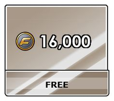 16,000 Play4Free Funds