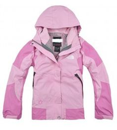 TNF078-The North Face UK Women Gore Tex Light Pink Multi