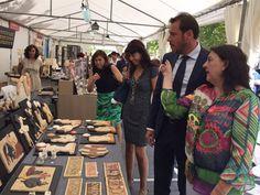 La tradicional Feria de Cerámica y Alfarería permanecerá abierta hasta el domingo en el Paseo Central del Campo Grande http://revcyl.com/www/index.php/cultura-y-turismo/item/6462-la-tradicional-f
