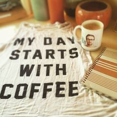 If you check out the new food log tab #ontheblog you'll know that my day ALWAYS starts with #coffee...A little #ryangosling doesn't hurt either! www.fitcandyhealth.com #morningvibes #coffeeaddict #nespresso