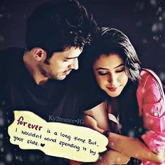Manan hamesha forever.....parth dont look good with any other girl except niti;)