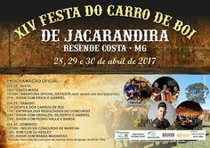 Festas de Carros de Boi: Festa do Carro de Boi de Jacarandira - Resende Cos...