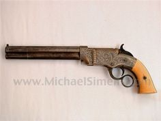 VOLCANIC PISTOL BY NEW HAVEN ARMS COMPANY.