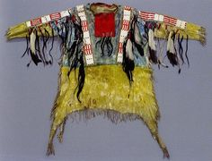 Sioux shirt, Vienna