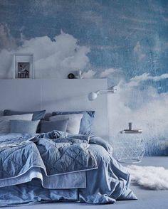 The Nighslee 10 Cooling AirGel Mattress wallpaper clouds wallpaper decor wall accent blue bedroom idea nighslee memory foam mattress buying a mattress The post The Nighslee 10 Cooling AirGel Mattress appeared first on Slaapkamer ideeën. Bedroom Themes, Bedroom Inspo, Bedroom Decor, Bedroom Prints, Bedroom Furniture, Bedroom Ideas, Blue Gray Bedroom, Blue Rooms, Bleu Pastel