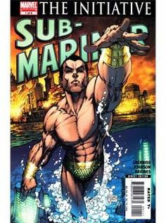 The Sub-Mariner Issue 1 Of 6 Marvel Comics Back Issues - Very Fine