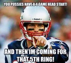 Watch out NFL!!! #DriveFor5 #TomBrady #Patriots