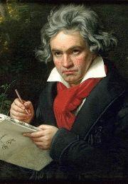 Portrait de Ludwig van Beethoven