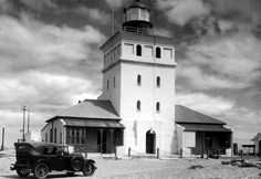 Mouille Point lighthouse circa 1925. | Flickr - Photo Sharing!