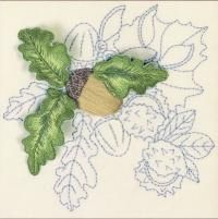Stumpwork Embroidery Tutorial | ... for a stumpwork lily flower: stumpwork embroidery tutorial for birds