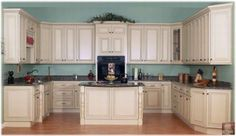 Antique White Kitchen Cabinets With Chocolate Glaze Pict Picture Design White Glazed Kitchen Cabinets Glazed Kitchen Glazed Kitchen Cabinets, Kitchen Cabinets Pictures, Refacing Kitchen Cabinets, Custom Kitchen Cabinets, Kitchen Cabinet Doors, Kitchen Cabinet Design, Painting Kitchen Cabinets, Cream Cabinets, Oak Cabinets