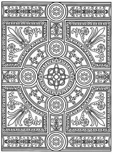 Colorear para adultos : Anti-stress / Zen - 69 - Esta imagen contiene : TexasDesde la galería : Anti Stress