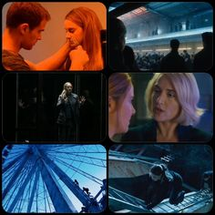 Divergent. So excited for this movie after reading the books