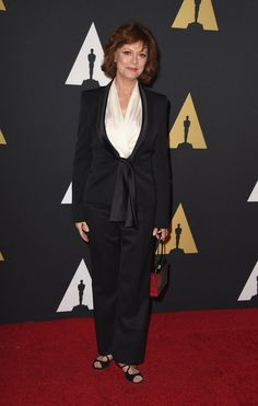 Pin for Later: Die Promis starten in die Awards-Saison Susan Sarandon