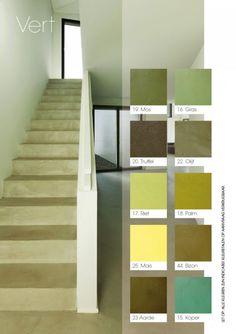 Via eStudio Amsterdam   Stuc producten Happy House, Home And Garden, Stairs, Furniture, Amsterdam, Walls, Home Decor, Concrete Bathroom, Stairway