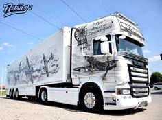 Old Trucks, Pickup Trucks, Road Train, Show Trucks, Airbrush, Murals, Trailers, Old School, Trunks