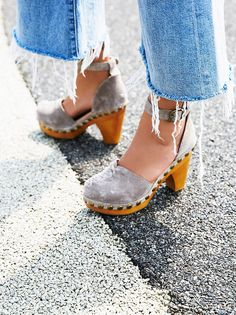 Daubs Clog from Free People!