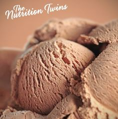 Dark Chocolate Banana Ice Cream | Only 117 Calories | So Easy + Healthy | For MORE RECIPES please SIGN UP for our FREE NEWSLETTER www.NutritionTwins.com