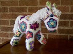 Ravelry: CindyEggleston's Zetta's Pony