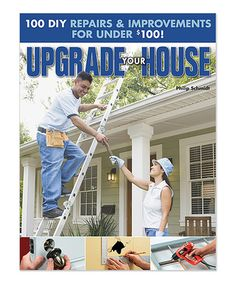 Another great find on #zulily! Upgrade Your House Paperback #zulilyfinds