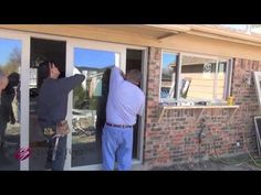 Before and After: Vinyl Window and Patio Door Replacement - YouTube