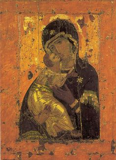 Vladimirskaya icon of Mary