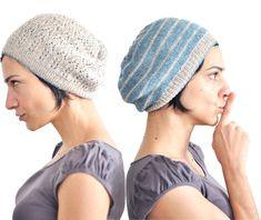 Mrs.Jekyll & Little Hyde reversible hat pattern by La Maison Rililie