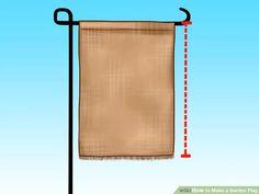 Image titled Make a Garden Flag Step 6