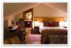 Welcome to luxury gone wild—a spa and tented safari resort on the edge of the world, Clayoquot Wilderness Resort in Tofino, Vancouver Island. Luxury Tents, Luxury Camping, Dude Ranch Vacations, Wilderness Resort, Canada, Tent Camping, Glamping Tents, Glam Camping, Camping Resort