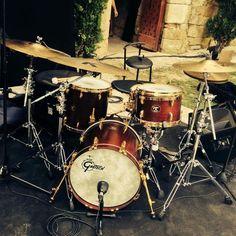 Gretsch drums Drums Artwork, Gretsch Drums, Recording Studio Home, Drummer Boy, Snare Drum, Drum Kits, Sound Proofing, Music Instruments, Drummers