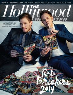 The Hollywood Reporter December 26,2014 - January 9, 2015
